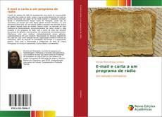 Capa do livro de E-mail e carta a um programa de rádio