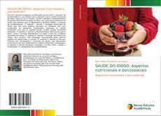 Portada del libro de SAÚDE DO IDOSO: Aspectos nutricionais e psicossociais