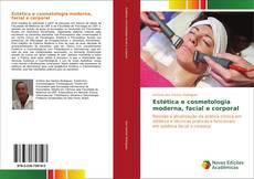 Portada del libro de Estética e cosmetologia moderna, facial e corporal