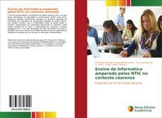 Copertina di Ensino de Informática amparado pelas NTIC no contexto cearense