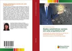 Bookcover of Dados estatísticos sociais em uma arquitetura IoT