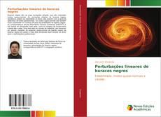 Capa do livro de Perturbações lineares de buracos negros