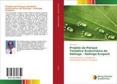 Projeto do Parque Temático Ecoturístico de Itatinga - Itatinga Ecopark的封面