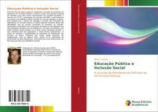 Capa do livro de Educação Pública e Inclusão Social
