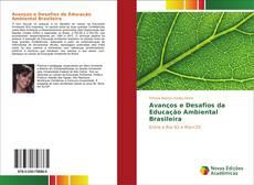 Portada del libro de Avanços e Desafios da Educação Ambiental Brasileira