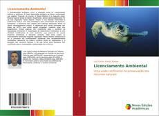 Capa do livro de Licenciamento Ambiental