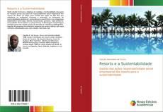 Capa do livro de Resorts e a Sustentabilidade