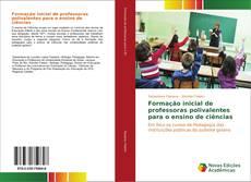 Capa do livro de Formação inicial de professoras polivalentes para o ensino de ciências