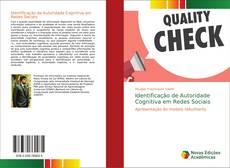 Couverture de Identificação de Autoridade Cognitiva em Redes Sociais