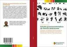 Portada del libro de Estudo quimiossistemática da família Asteraceae