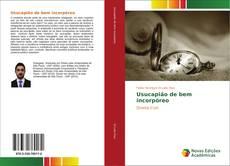 Buchcover von Usucapião de bem incorpóreo