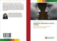 Buchcover von Violência doméstica contra mulher
