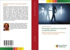 Borítókép a  Produção científica e inovação na gestão pública - hoz