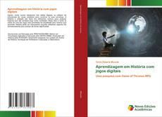 Capa do livro de Aprendizagem em História com jogos digitais