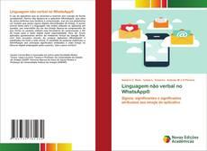 Linguagem não verbal no WhatsApp® kitap kapağı