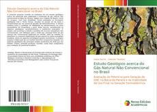 Estudo Geológico acerca do Gás Natural Não Convencional no Brasil的封面