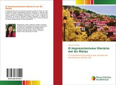 O Impressionismo literário em Os Maias kitap kapağı
