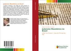Bookcover of Judaísmo Messiânico no Brasil
