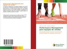 Bookcover of Performance Management para equipes de vendas