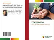 Capa do livro de Sustentabilidade