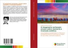Capa do livro de O imaginário sertanejo: ensaio sobre memória e invenção estética