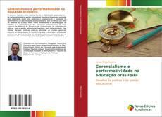 Gerencialismo e performatividade na educação brasileira的封面