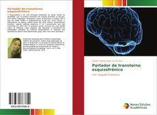Couverture de Portador de transtorno esquizofrênico