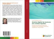 Обложка Analise digital de texturas em cristais líquidos