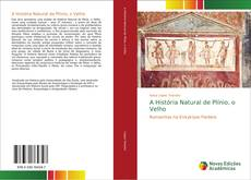Capa do livro de A História Natural de Plínio, o Velho