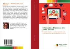 Capa do livro de Educação a Distância em Artes Visuais