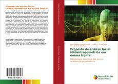 Borítókép a  Proposta de análise facial fotoantropométrica em norma frontal - hoz