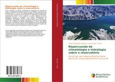 Repercussão da climatologia e hidrologia sobre o reservatório kitap kapağı