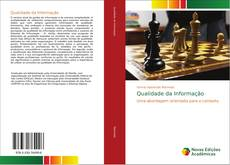 Capa do livro de Qualidade da Informação