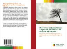 Portada del libro de Micorrizas arbusculares e a agricultura familiar no agreste da Paraíba
