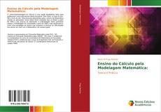 Capa do livro de Ensino do Cálculo pela Modelagem Matemática: