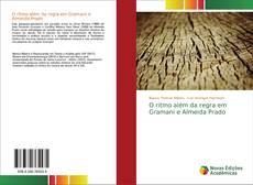 Couverture de O ritmo além da regra em Gramani e Almeida Prado