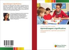 Capa do livro de Aprendizagem significativa