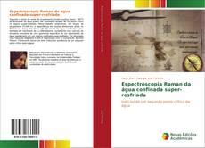 Buchcover von Espectroscopia Raman da água confinada super-resfriada