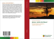 Bookcover of Jesus, carne de Deus!