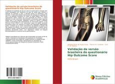 Buchcover von Validação da versão brasileira do questionário Hip Outcome Score