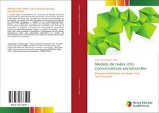 Bookcover of Modelo de redes info-comunicativas-socializantes