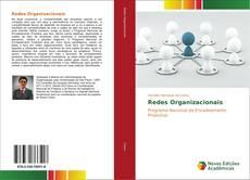 Capa do livro de Redes Organizacionais