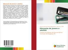 Borítókép a  Educação de jovens e adultos - hoz