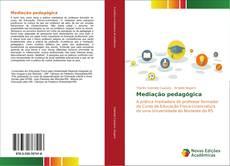 Capa do livro de Mediação pedagógica