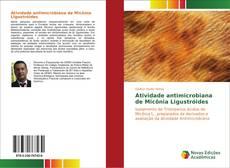 Capa do livro de Atividade antimicrobiana de Micônia Ligustróides