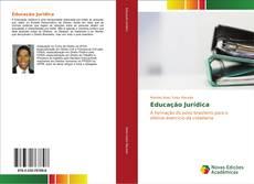 Bookcover of Educação Jurídica