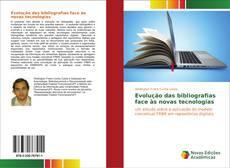 Обложка Evolução das bibliografias face às novas tecnologias