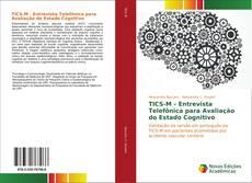Bookcover of TICS-M - Entrevista Telefônica para Avaliação do Estado Cognitivo