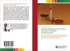 Capa do livro de Individualização e Dosimetria da Pena no Direito Constitucional