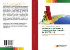 Capa do livro de Impactos econômicos e financeiros da expansão da UNIFAL-MG
